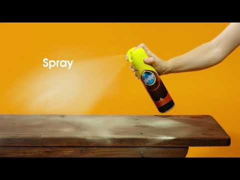 How to make tired surfaces look like new again with Pledge® Revive It