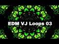 Free EDM Visuals Pack    EDM VJ Loops 03 Free Download