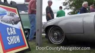 Annual Classic Car Show | Egg Harbor | Door County Wisconsin