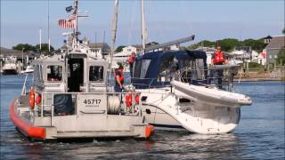 Multiple agencies try to stop drunk boater who thought he was still in Canada    6 14 16