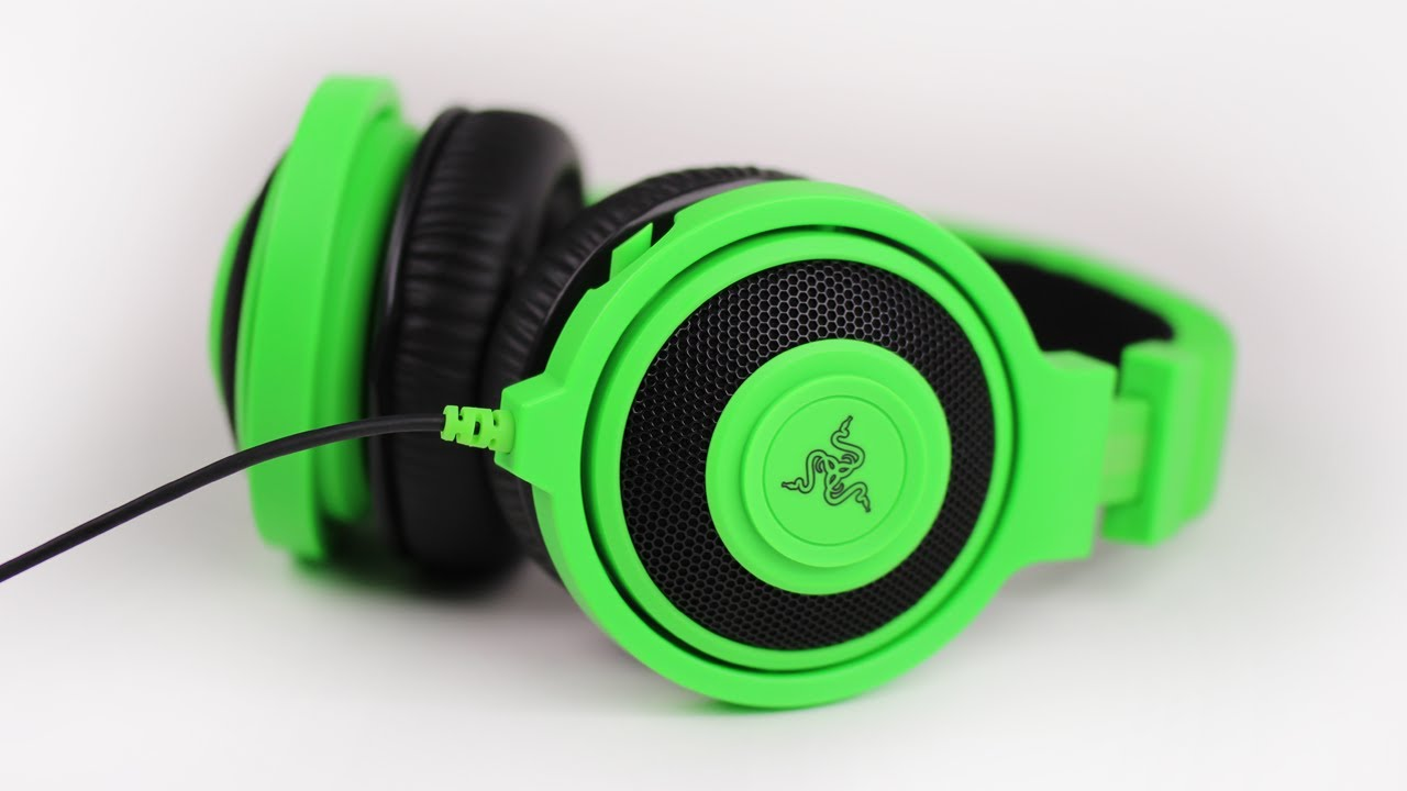 db60615ff06 Razer Kraken Pro Unboxing & Review (Stereo Gaming Headset) | Unboxholics -  YouTube