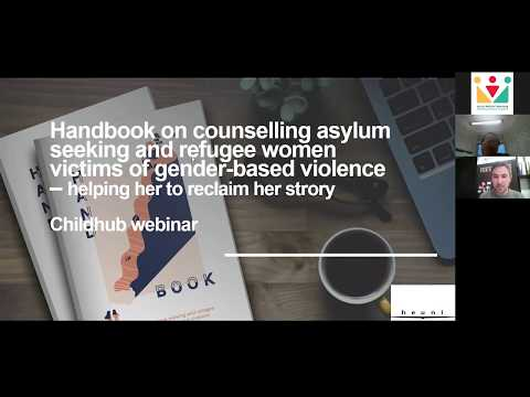 Presenting the handbook on counselling asylum seeking and refugee women victims