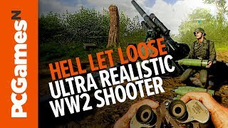 Hell Let Loose | Most realistic WW2 shooter of 2019