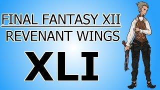 Final Fantasy XII: Revenant Wings Episode 41: Balthier