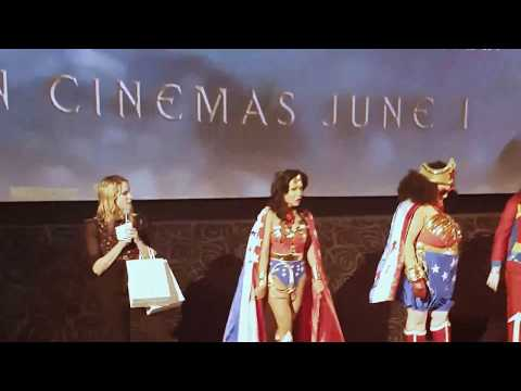 Wonder Woman film  (Australian Premiere)