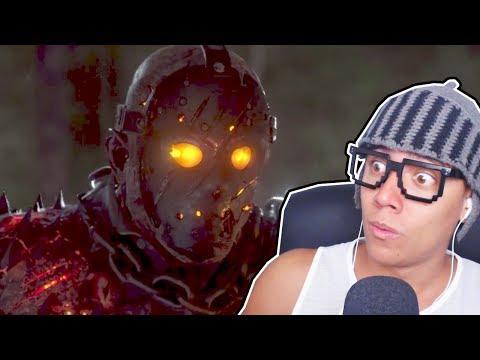 O SAVINI JASON ( Hell Jason ) - Friday the 13th The Game