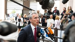 NATO Secretary General - Doorstep statement European Council, 26 JUN 2015