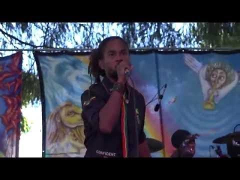 Lee Tafari 'Love Party' with Tuff Lion Sierra Nevada World Music Festival June 19 2016