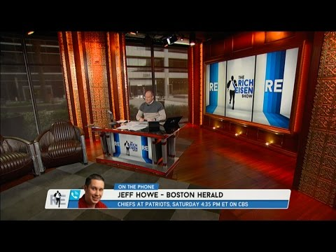 Jeff Howe of The Boston Herald Talks Patriots & Recent Chandler Jones Incident - 1/15/16