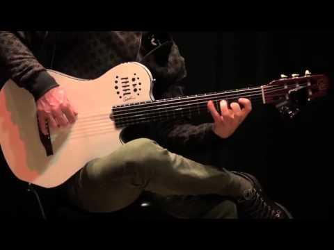 Kadem Pir - Godin Multiac Grand Concert SA Performansı
