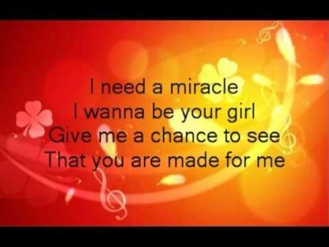 Cascada Miracle (Karaoke/Instrumental)