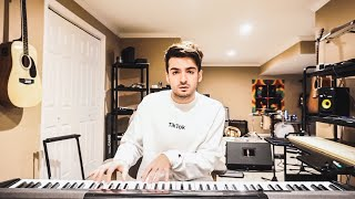 Khalid - Talk (COVER by Alec Chambers)
