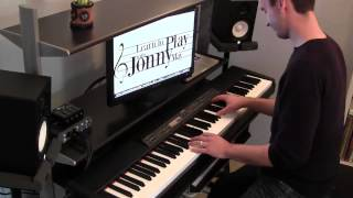 Download Disney Piano Medley - by Disney Pianist Jonny May MP3 song and Music Video