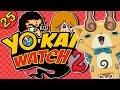 Let's Play Yo-Kai Watch 2 Fleshy Souls Gameplay Part 25   Katie Girl   Heckapeno Hot Heck Pepper!