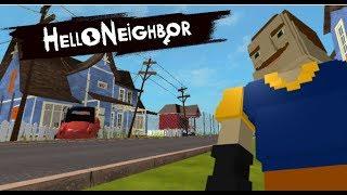 Roblox Hello Neighbor Act 1 Trailer