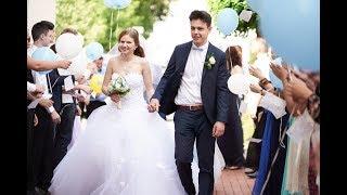 Свадьба дочери часть 2