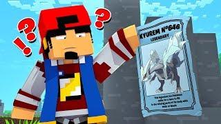 Minecraft: PROCURANDO LENDARIO - POKEMON #25 ‹ EduKof Games ›