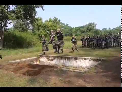 NCC trening video