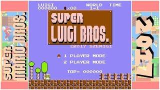 Super Luigi Bros. | Super Mario Bros. Hack