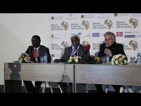 AFRICITIES - MARRAKECH: CLIMATE CHANGE, A GLOBAL ISSUE