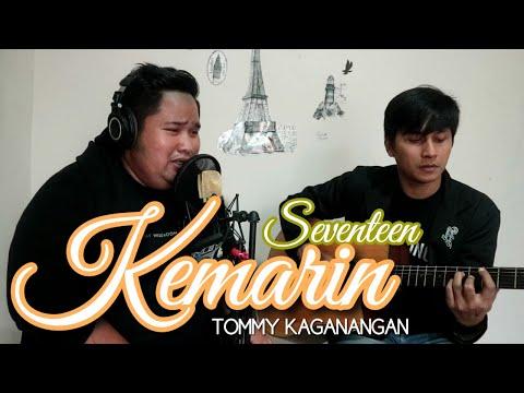 Free Download Seventeen - Kemarin Cover  Live Acoustic By Tommy Kaganangan Tribute Korban Tsunami Lampung Banten Mp3 dan Mp4