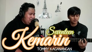 Download Video Seventeen - kemarin cover  live acoustic by Tommy kaganangan tribute korban tsunami lampung banten MP3 3GP MP4