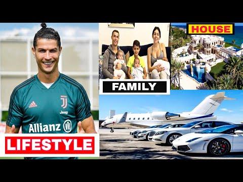 Cristiano Ronaldo Lifestyle 2021 | Income, House, Cars, Family, Age, Wife, Son, Daughter U0026 NetWorth