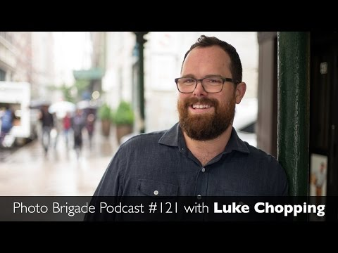 Luke Copping - Photo Brigade Podcast #121