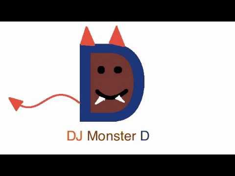 DJ Monster D- Monster Tech