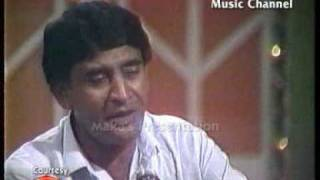 Sajran ja sario saang  Kalaam Hazrat Makhdoom Amin Muhammad, Singer Late Ustad Muhammad Yousuf.DAT