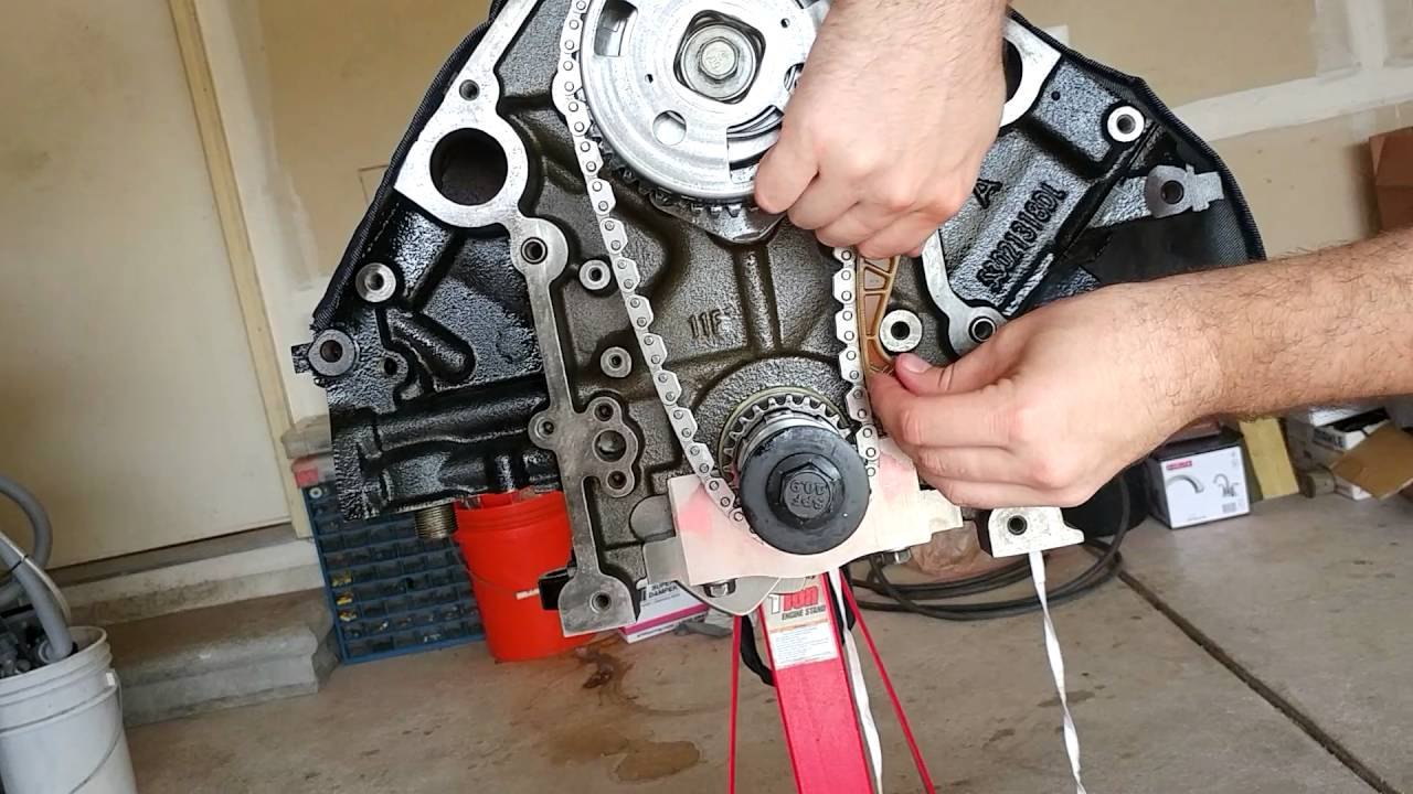 hight resolution of update on the 9 hemi build for the timing youtube 5 7l hemi engine timing chain diagram