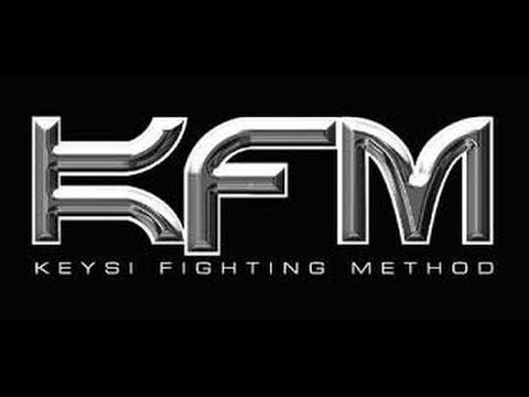 Keysi Fighting Method Urban X Program Yellow Grade (part 1)
