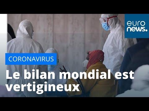 Coronavirus: plus de 87 000 morts dans le monde