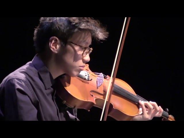 01 Senior Duo Passacaglia for Violin and Viola Halvorsen
