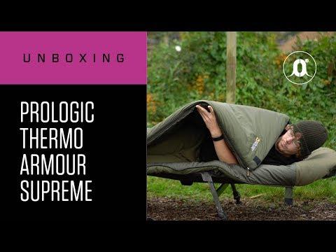 CARPologyTV - Prologic Thermo Armour Supreme Sleeping Bag