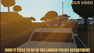 ROBLOX   New Haven County   LPD Video #4. (1 HOUR VIDEO & UPDATE!!!)