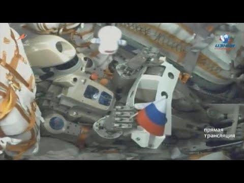 شاهد: فشل التحام مركبة روسية تحمل إنسانا آليا بمحطة الفضاء الدولية…  - 15:54-2019 / 8 / 24