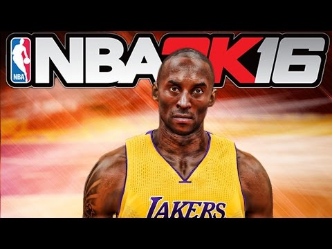 NBA 2K16 - Official Kobe Bryant Fan-Made Trailer and Gameplay