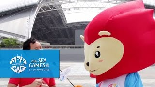 Behind the scenes: Contributing to SEA Games ceremonies