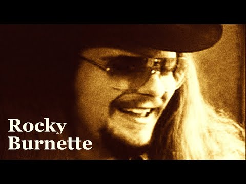 Rocky Burnette - Tired of Toein' the Line (ReEdit) Hq
