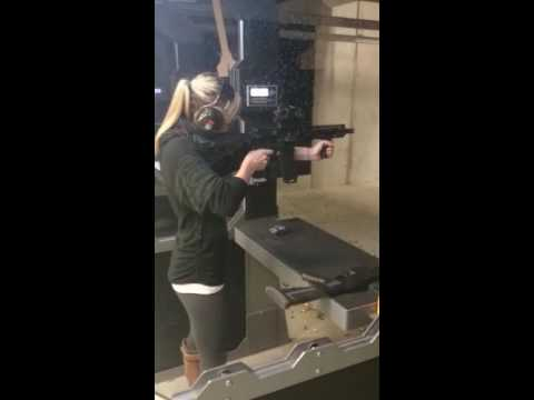 Date Night At Red Deer Shooting Range