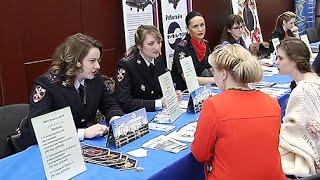 видео День образования кадровой службы МВД