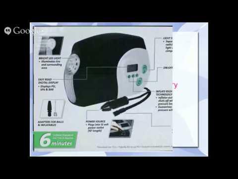 Slime 40022 12-Volt Digital Tire Inflator Review