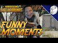 - PUBG Funny Moments #28: Body Glitches, Ragdolls, Blue Zone Battles! PlayerUnknown