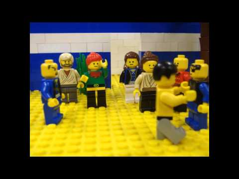 LEGO Bible: Acts 13-14