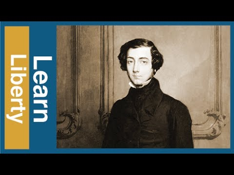 Tocqueville's Fear With Democracy: Soft Despotism