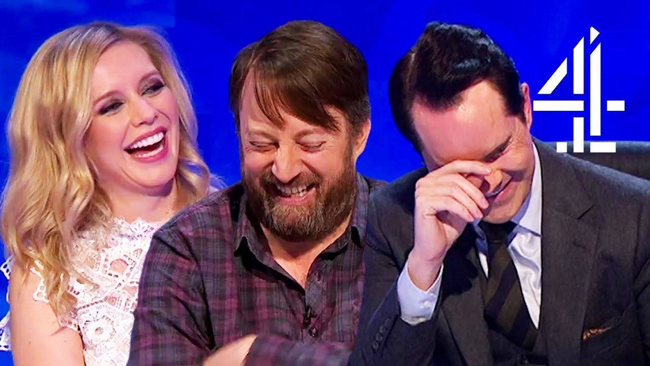 Jimmy Carr S Unexpected Comment Has Rachel Riley In Stitches 8 Out Of 10 Cats Does Countdown Youtube