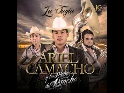 Ariel Camacho - El Corrido Del Cabe