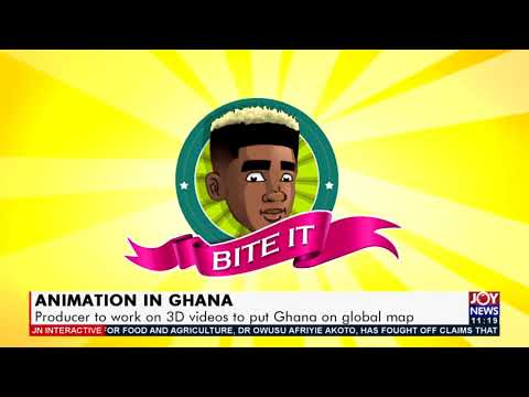 Animation in Ghana: Producer to work on 3G videos to put Ghana on global map - Mahama  (10-9-21)
