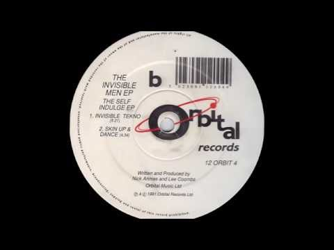 Invisible Men - Skin Up & Dance (1991)